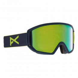 Anon Relapse MFI blue split perceive variable green 2021 gafas de snowboard