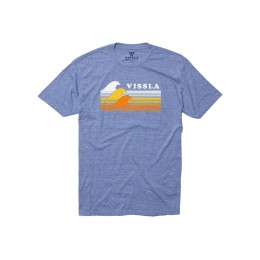 Vissla Reprise royal 2021 camiseta