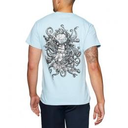 Rietveld Kraken Time Classic light blue 2021 camiseta