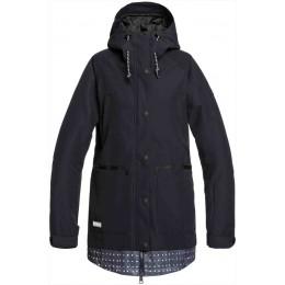 Dc Riji black kvj0 2020 chaqueta de snowboard de mujer