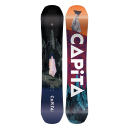 Capita Defenders Of Awesome 157cm Wide 2021 tabla de snowboard
