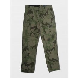 Volcom Miter cargo rifle green 2021 pantalones