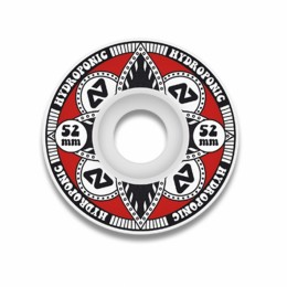Hydroponic Lotus wheels red 54mm Ruedas de skateboard