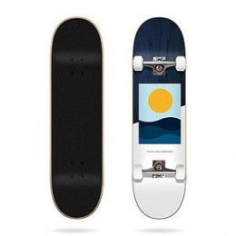 "Tricks Sea 8"" Skateboard completo"