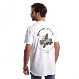 Arica Safari white 2021 camiseta
