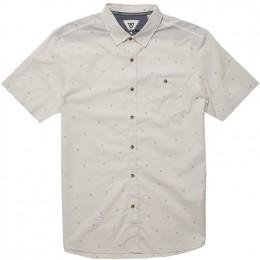 Vissla Sietegon vintage white 2021 camisa