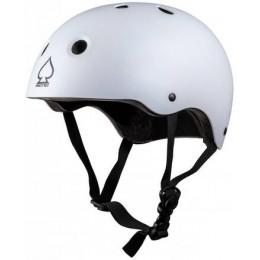 Protec Prime helmet white M/L Casco de Skateboard