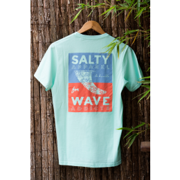 Humble Salty blue 2021 camiseta