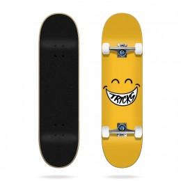 """Tricks Smiley 7,375"""" Skateboard completo"""