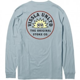 Vissla Sofa surfer denim 2019 sudadera