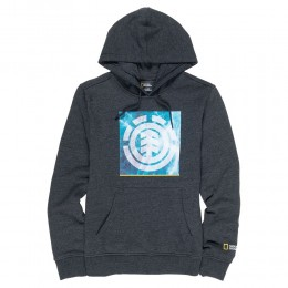 Element Solvent icon charcoal 2020 sudadera