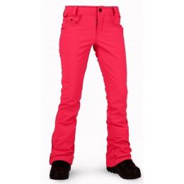 Volcom Battle Stretch pink 2017 pantalón de snowboard de mujer
