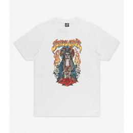 Santa Cruz Santa Muerte white 2021 camiseta