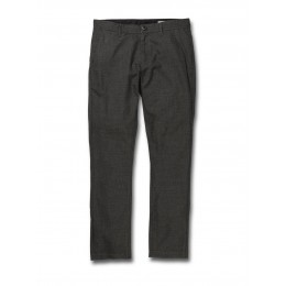 Volcom Frickin slim tapered suit chino dark charcoal 2021 pantalones