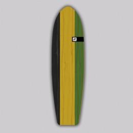 Hydroponic Arrow Jamaica Cut Ply tabla cruiser