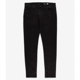 Volcom 2x4 tapered ink black 2021 pantalones