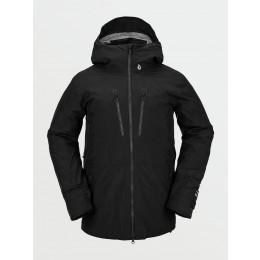Volcom TDS Inf black 2021 chaqueta de snowboard