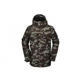 Volcom TDS Inf army 2021 chaqueta de snowboard