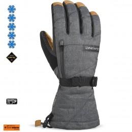 Dakine Leather Titan Gore-tex carbon 2020 guantes de snowboard
