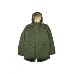 Vissla Tennesy dark olive 2021 abrigo