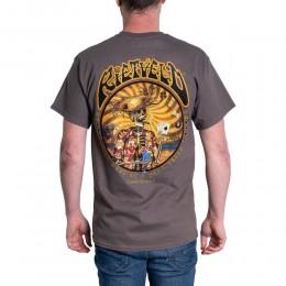 Rietveld Too much Classic charcoal 2021 camiseta