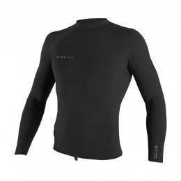 O'neill Reactor II 1,5mm long sleeve black camiseta de neopreno