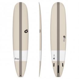 "TORQ 9'3"" HORSESHOE TEC EPOXY LONGBOARD Tabla de surf"