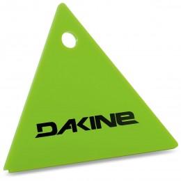dakine triangle scraper green rasqueta de snowboard