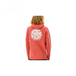 Burton Oak pullover trellis heather 2021 sudadera técnica de mujer