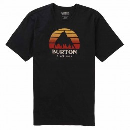 Burton Underhill true black 2021 camiseta