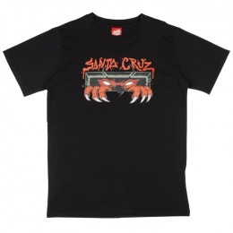 Santa Cruz Unknown black 2021 camiseta de niño