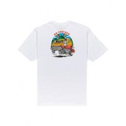 Element Van Run white 2021 camiseta