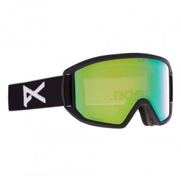 Anon Relapse black perceive variable green 2021 gafas de snowboard