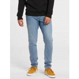 Volcom 2x4 vintage marboled indigo 2021 pantalones