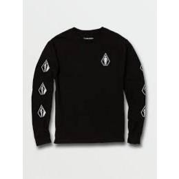 Volcom Deadly Girl black 2021 camiseta de niño