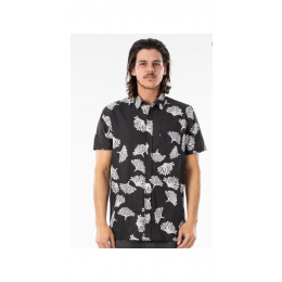 Rip Curl SWC washed black 2021 camisas
