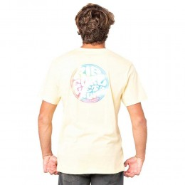 Rip Curl Wetty Party pale yellow 2021 camiseta