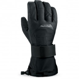 Dakine Wristguard black 2020 guantes de snowboard