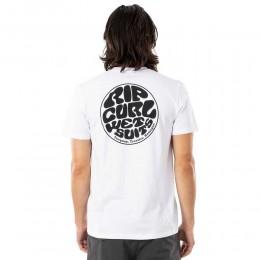 Rip Curl Wettie Esential white 2021 camiseta