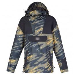 Dc Haven chocolate chip camo 2021 chaqueta de snowboard