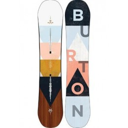 Burton Yeasayer Smalls 2020 Tabla de snowboard de mujer