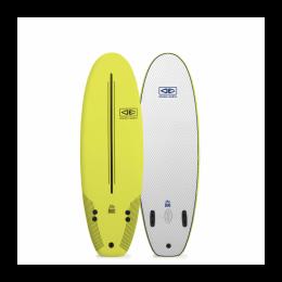"""Yee Ha Yellow Bus 7"""" skateboard completo"""
