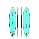 "Starboard Hinchable Serenity Drive Zen 10'5"" x 30"" pack completo paddle surf"