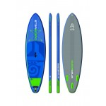 """Starboard Hinchable All Round Wide Point Zen 10´5"""" x 32"""" pack completo paddle surf"""