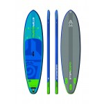 "Starboard Hinchable All Round Blend Zen 11´2"" x 32"" pack completo paddle surf"