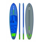"Starboard Hinchable All Round Atlas Zen 12´ x 33"" pack completo paddle surf"