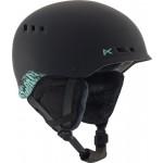 Anon Wren trex black 2017 casco de snowboard de mujer
