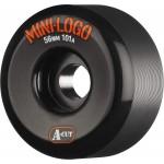 Mini logo A Cut 56mm 101 Ruedas de skateboard