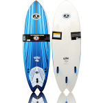 CBC Fish 6'2'' Softboard
