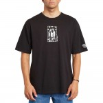 Volcom Agreedment black 2021 camiseta